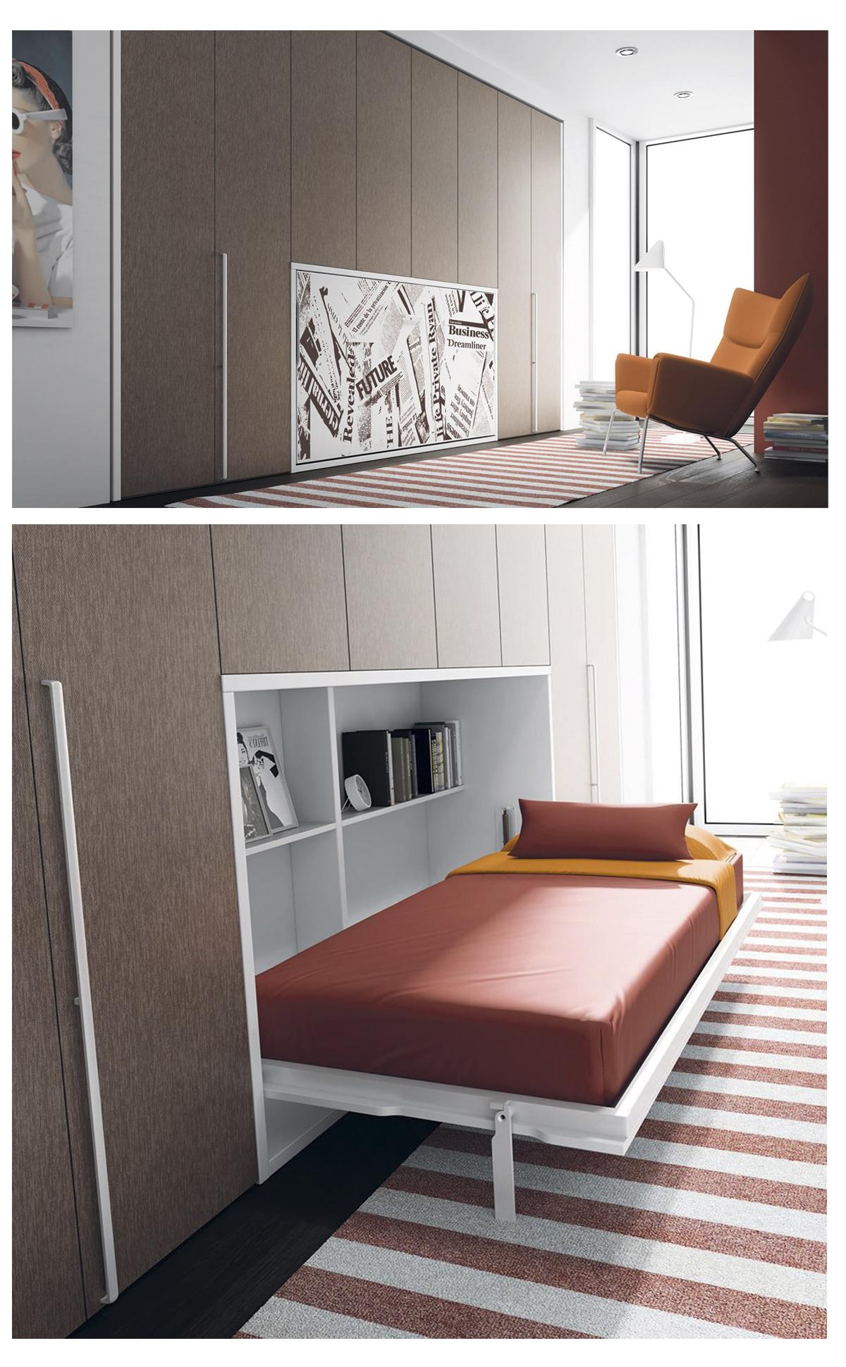 Poco espacio en el hogar incre bles muebles todo en uno - Muebles todo hogar ...