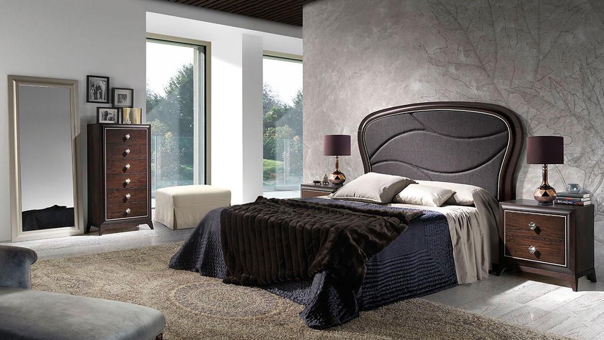 Dormitorios de ensue o con creaciones ss muebles gasc n for Dormitorios de ensueno