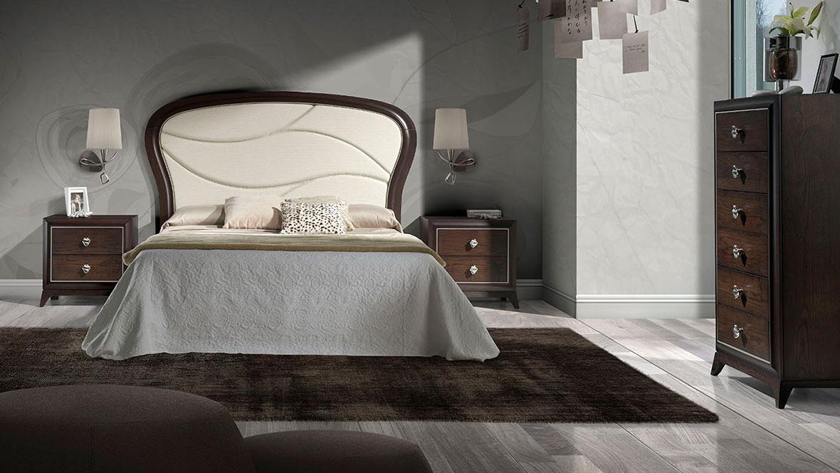 Dormitorios de ensue o con creaciones ss muebles gasc n for Eden del mueble