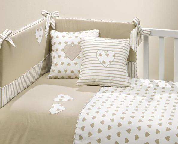 Preparar la habitaci n del beb es ni a muebles gasc n - Textil habitacion infantil ...