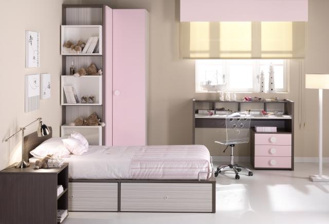 Preparar la habitaci n del beb es ni a muebles gasc n - Muebles habitacion nina ...