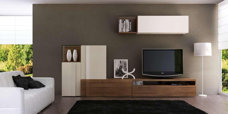 Sal n r stico muebles gasc n el blog for Muebles rusticos modernos salon