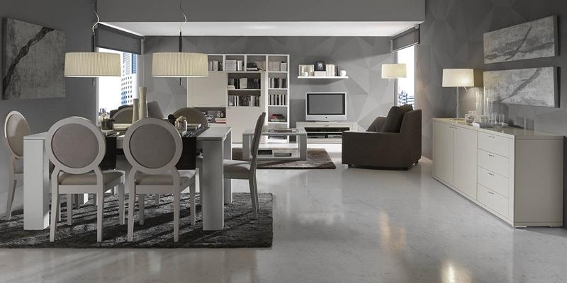 Amuebla tu sal n 3 estilos muebles gasc n el blog - Loyra mobiliario ...