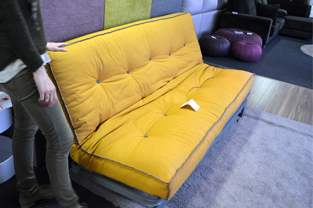 Hacer sofa con colchon cuando lo tengas acabado es el momento de comprar o hacer un colchn para - Colchon para sofa cama ...