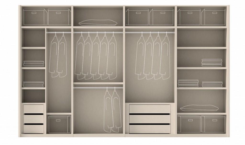 4 claves para elegir el armario muebles gasc n el blog for Distribucion armarios cocina