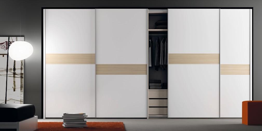 4 claves para elegir el armario muebles gasc n el blog - Puertas correderas de armarios empotrados ...