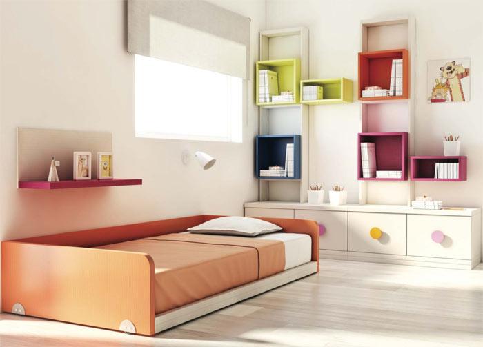 habitación, pero indispensable en las habitaciones infantiles