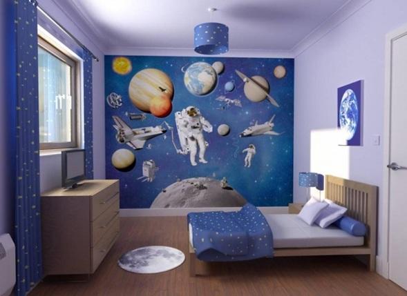4 Trucos Para Decorar Una Habitación Infantil  Muebles ...
