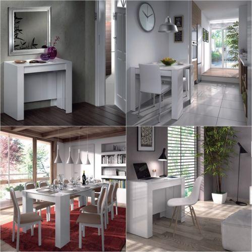 C mo encontrar la mesa comedor perfecta muebles gasc n - Comoda mesa extensible ...
