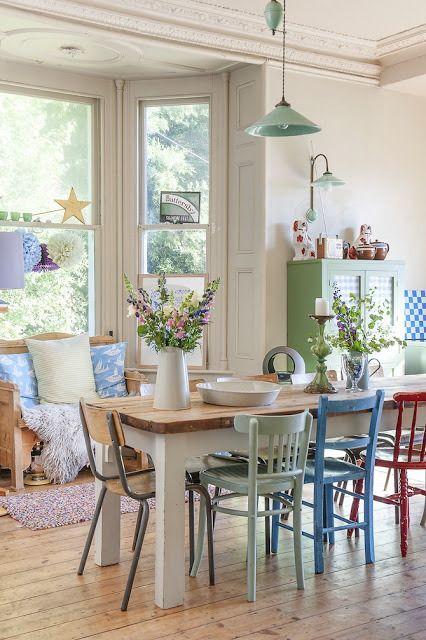 Beautiful Mesas Cocina Vintage Ideas - Casas: Ideas & diseños ...