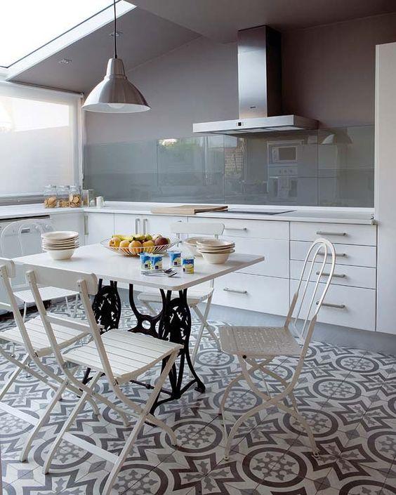 La tendencia es mezclar estilos muebles gasc n el blog for Decoracion piso vintage