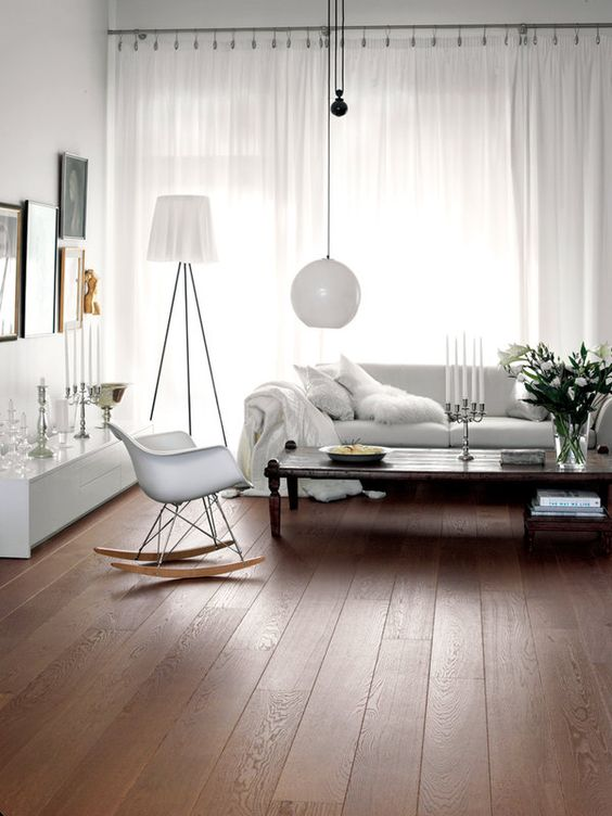 Decorar con cortinas muebles gasc n el blog for Cortinas para salon color gris