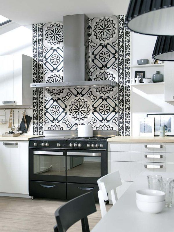 Decorar con baldosas hidr ulicas muebles gasc n el blog for Baldosas adhesivas pared cocina