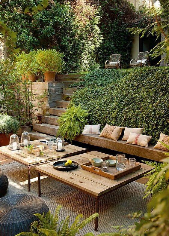 Guía De Tendencias En Decoración De Terrazas 2016 Muebles
