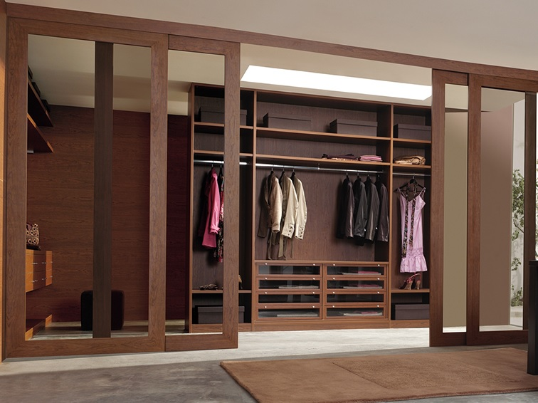 C mo elegir el armario adecuado muebles gasc n el blog - Armario sin puertas ...