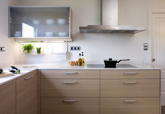 C mo elegir la cocina de casa muebles gasc n el blog for Cocinas claras modernas