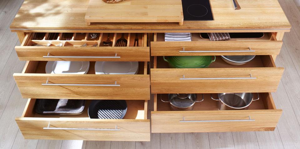 C mo elegir la cocina de casa muebles gasc n el blog for Maderas para cocinas