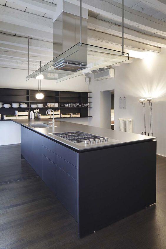 C mo elegir la cocina de casa ii muebles gasc n el blog for Encimera acero inoxidable