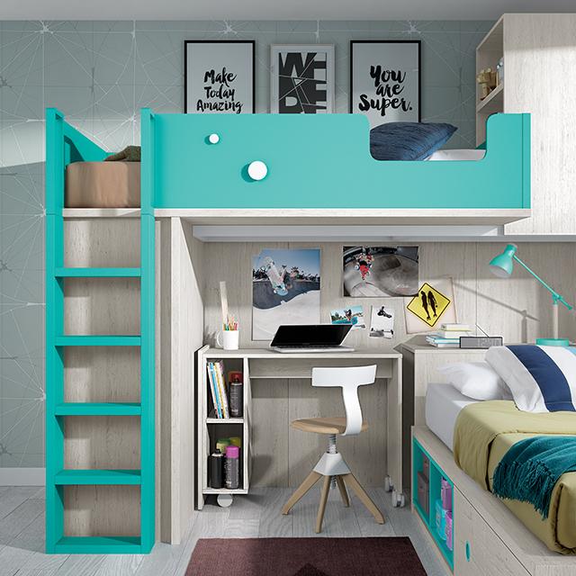 mueble-juvenil-ros-en-huesca