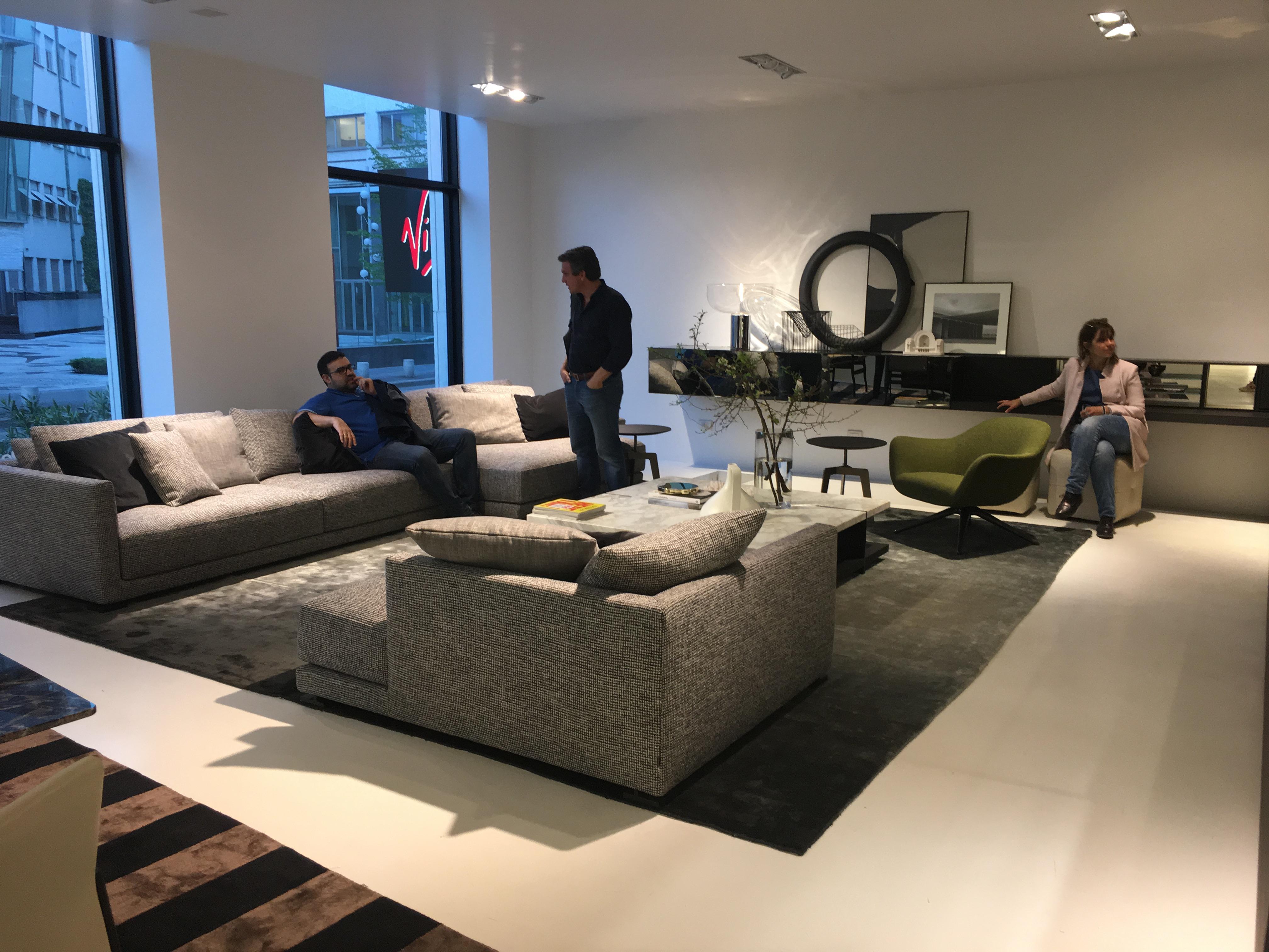 Feria del mueble de mil n 2017 muebles gasc n el blog - Feria del mueble milan ...