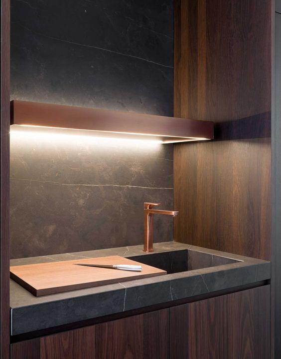 11 ideas para tener una cocina de lujo sin esfuerzo - Pomos para armarios ...