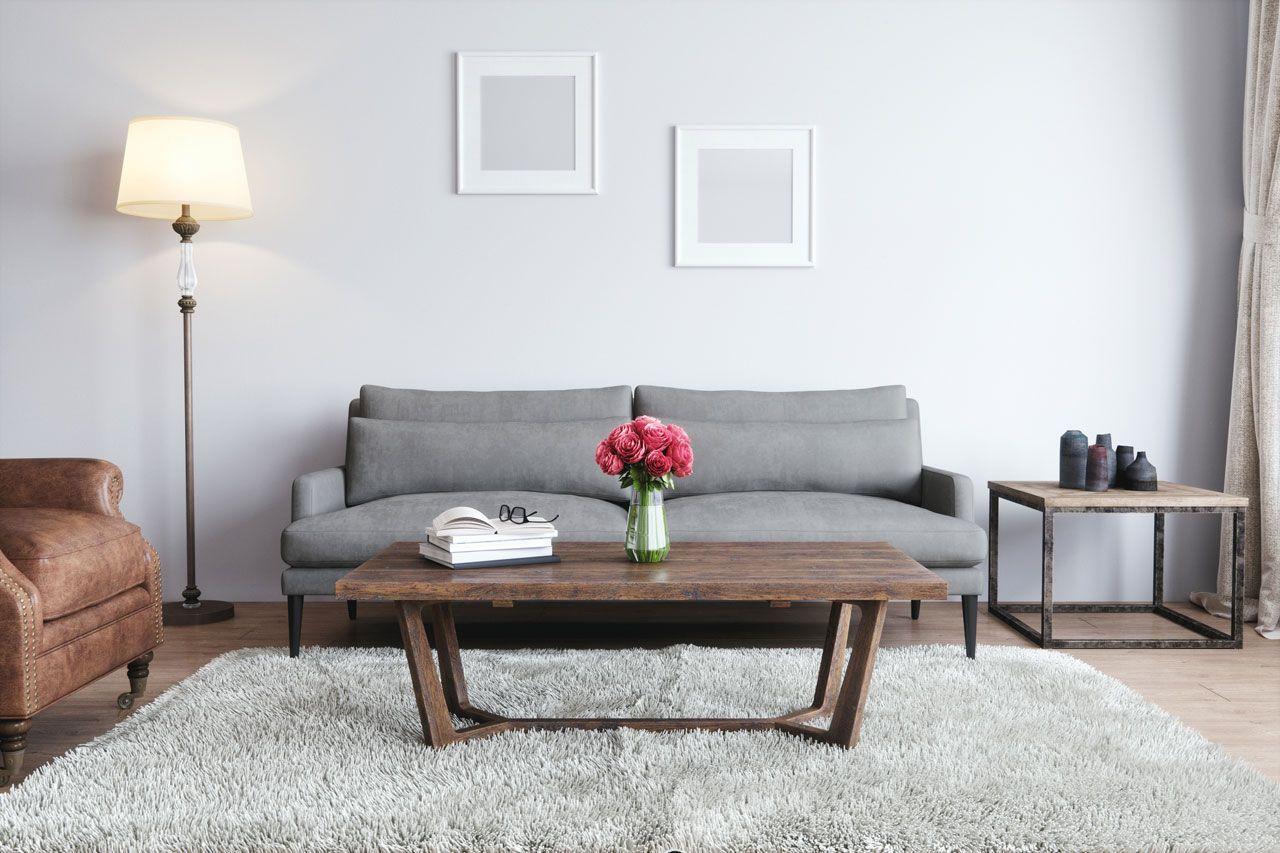 11 trucos para decorar tu casa con alfombras de pasillo - Como colocar alfombras ...