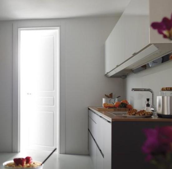 Cómo decorar tu cocina con poca luz natural