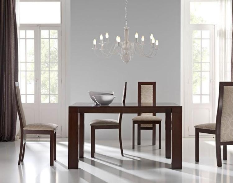 10 consejos para iluminar la mesa del comedor | Muebles Gascón, el blog