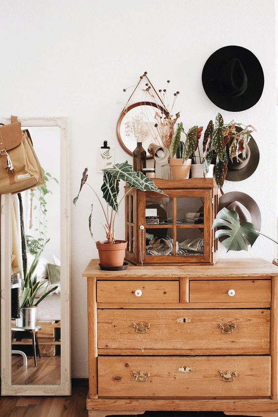 decoración eco-friendly