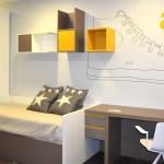 Consigue este moderno dormitorio juvenil de Muebles Gascón por mucho menos.
