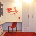 -20% descuento en habitación juvenil de Muebles Ros -exposición Sariñena-