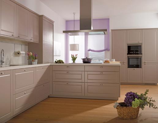 cocina blanca rustica muebles gascon
