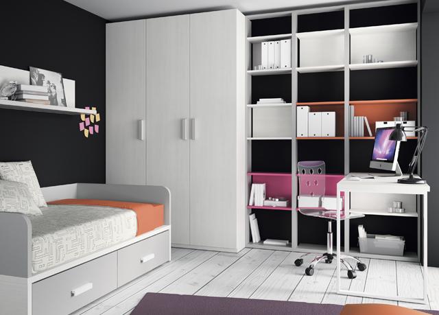 Kids Touch 5 Habitación juvenil