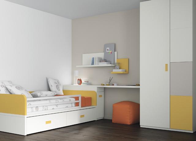 Kids Touch 6 Habitación juvenil