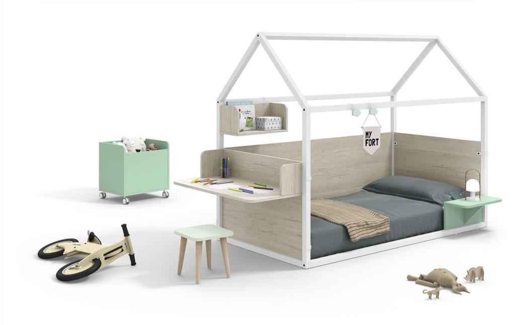 mueble infantil método montessori