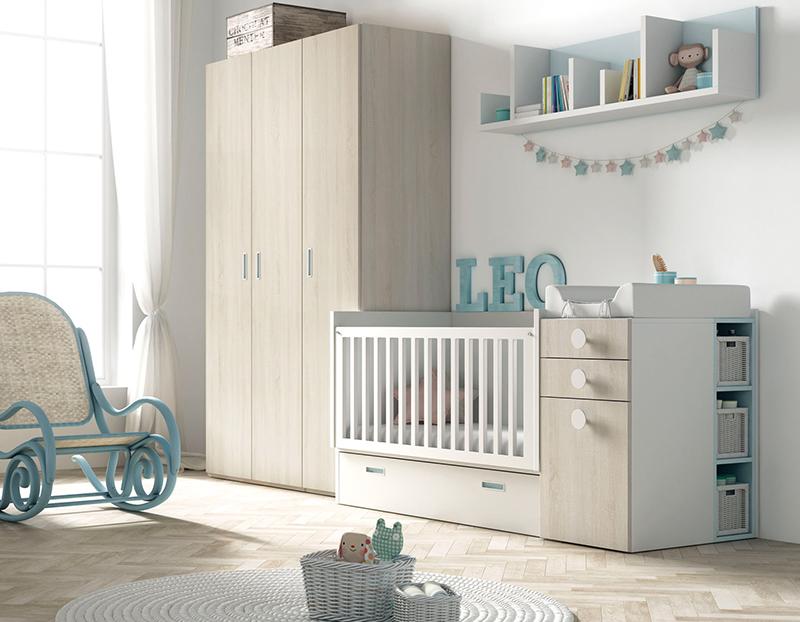 comprar mueble infantil y juvenil en Huesca