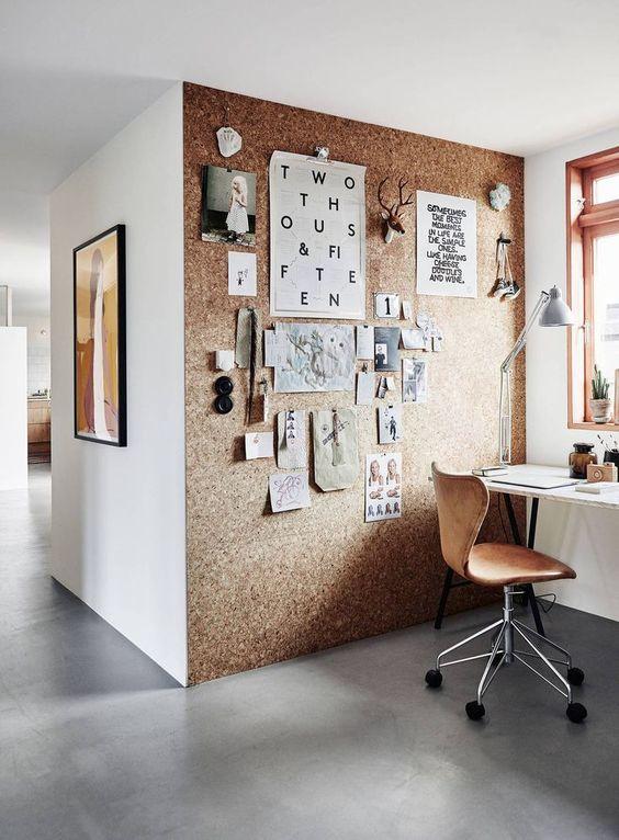 Trucos para conseguir un espacio de trabajo creativo