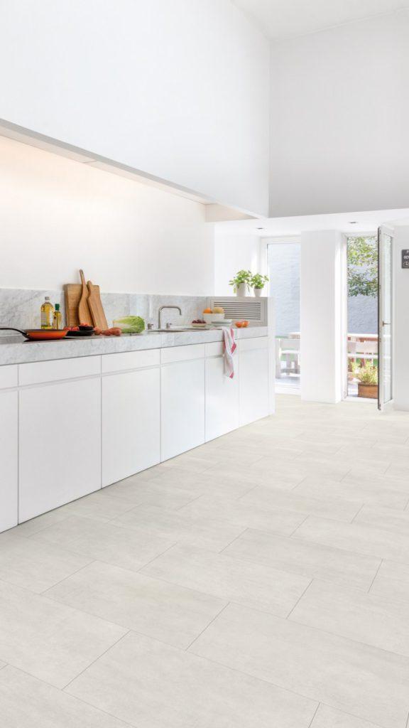 Cómo elegir el suelo de la cocina