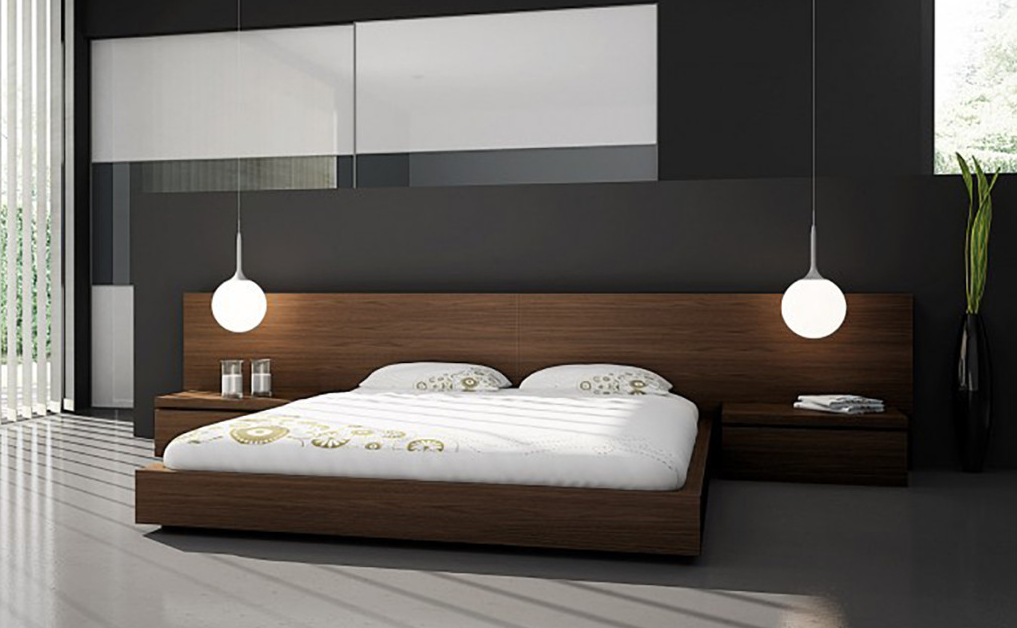 Dormitorio recogido
