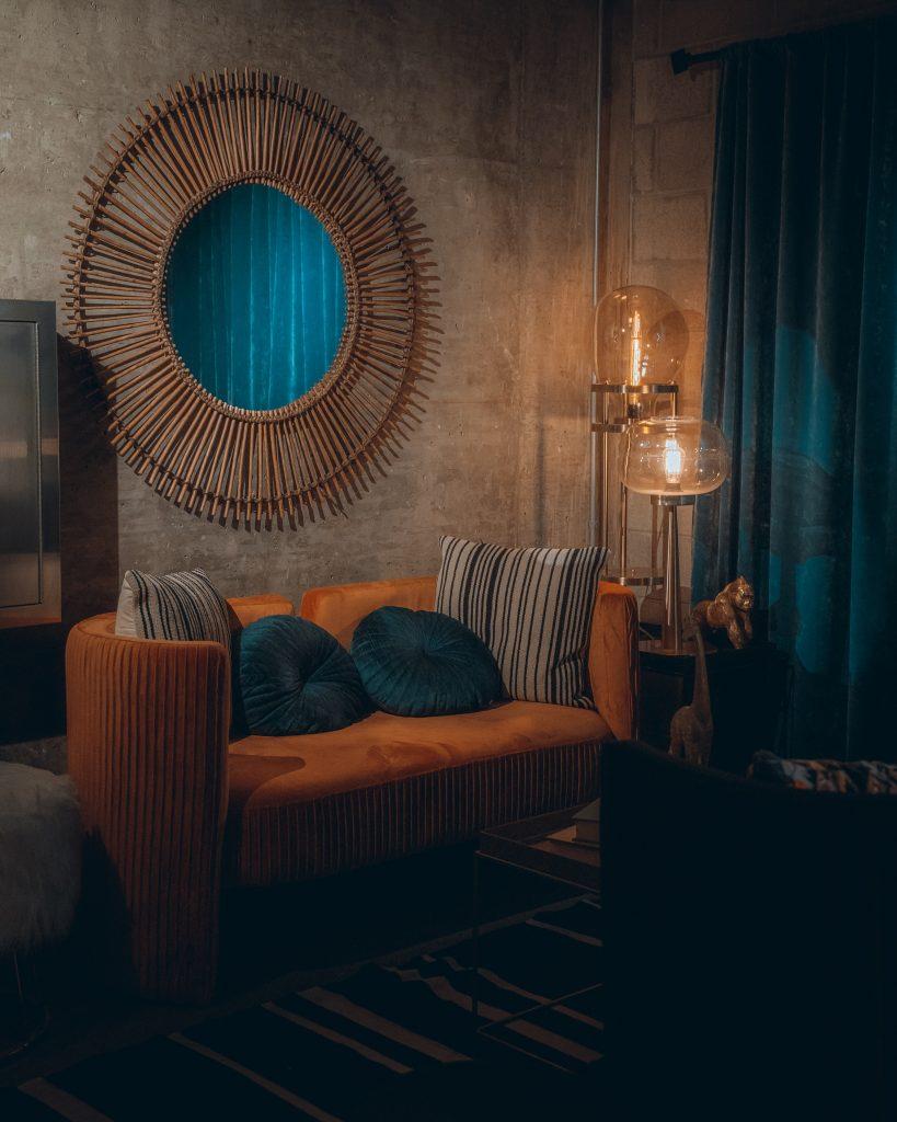 Contraste muebles vintage