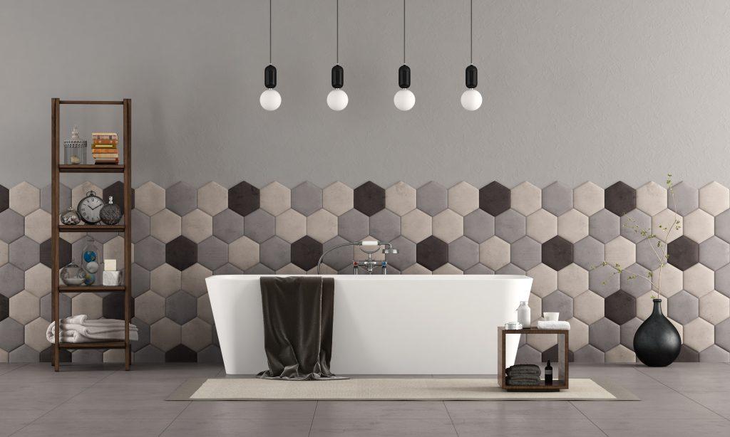 Colocar azulejos en casa