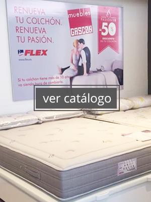 Tienda de Muebles Huesca | DESCANSO | MUEBLES GASCÓN