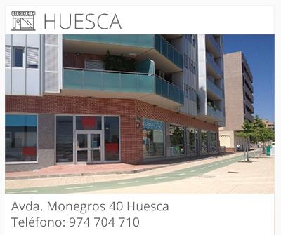 Muebles Gascón | LOCALIZACIÓN HUESCA | Tienda de Muebles Huesca