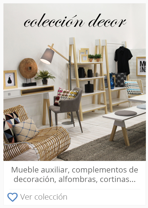 Muebles Gascón | COLECCIÓN AUXILIAR | Tienda de Muebles Huesca